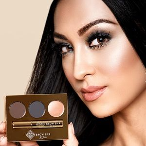 BROW BAR BY REEMA Makeup - BROW BAR BY REEMA KIT- DARK